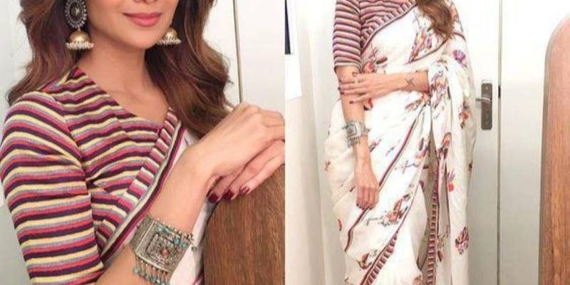 Latest Bollywood Saree Online Shopping